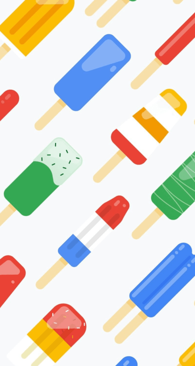 Android Popsicle? Or is Google Trolling Everyone With a Wallpaper – ClintonFitch.com
