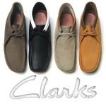 ClarksLogo:Shoes