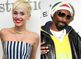 Miley Cyrus & Snoop Lion
