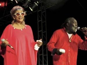 Marcia Griffiths & Freddie McGregor