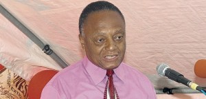 George Lee late Mayor  of Portmore, St. Catherine