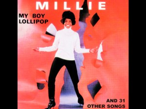 MillieSmall:MyBoyLollipop