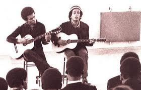 Johnny Nash & Bob Marley