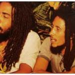 Jacob Miller & Bob Marley