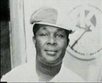 Producer Duke Reid of Treasure Isle Records