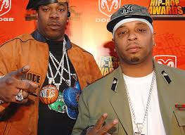 Busta Rhymes & Spliff Star