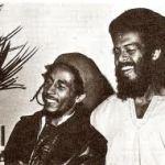 """Bob Marley & Allan """"Skill"""" Cole"""