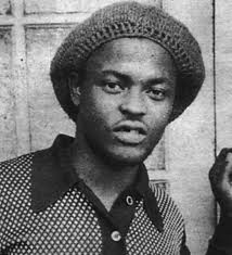 Sugar Minott in his early days at Studio One
