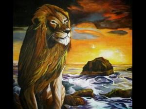 """Lion's Meditation"""