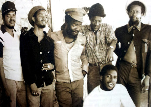 The original Roots Radics band