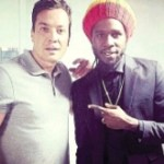 Chronixx & Jimmy Fallon