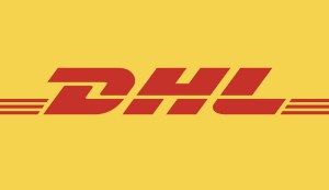DHL:logo