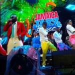 Richie Stevens in action @ Jamaica Jazz & Blues 2015
