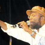 Second week @ No.1 for Beres Hammond.
