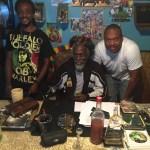 Fabian Marley, Bunny Wailer & Massive