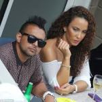 Sean Paul & wife Jinx