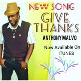 "ANTHONY MALVO TAKES OVER THE NO.1 SPOT WITH ""GIVE THANKS,"" MEANWHILE, SPRAGGA BENZ AND CHYNA NICOLE MAKE NEW ENTRIES!"