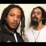 Stephen & Damian Marley, first week @ No.1