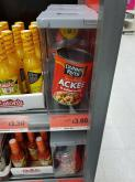 LONDON SHOPPER TOBY TAYLOR, UPSET THAT JAMAICA'S TIN ACKEE PLACED IN SECURITY BOX IN STORE!