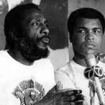 Dick Gregory & Muhammad Ali