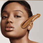 Jamaican model Christina Knight is one of the faces for Rihanna's new 'Fenty Beauty by Rihanna' makeup line. Christina shared the amazing news with her fans following the launch last week. Rihanna created Fenty Beauty makeup for all skin colors, all undertones, from all countries. Knight was the 2012 winner of Fashion Face of the Caribbean, she is represented by Q Model Management, Milk Model Management and Saint International.