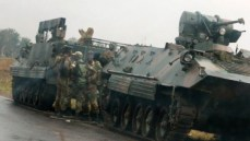 THE MILITARY TAKES CONTROL OF ZIMBABWE!