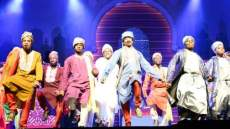 """MOVEMENTS AND MUSIC REIGN IN FATHER HO LUNG'S """"QUEEN ESTHER!"""""""