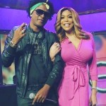 Charly Black and Wendy Williams