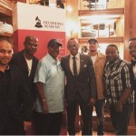 Recent meeting in Miami of a panel with the mandate of making changes...Mr. Vegas, Clinton Lindsay, Neil Peart, Lukes Morgan, FX, among the panalists.