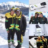 JAMAICA'S WOMEN BOBSLEIGH TEAM QUALIFY FOR THE WINTER OLYMPICS!