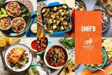 MARLEY KITCHEN PARTNERS WITH CHEF'D TO CELEBRATE ONE LOVE OF FOOD!