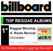 THE BILLBOARD REGGAE ALBUM CHART WILL NOT BE DISCONTINUED, SAYS MAGAZINE OFFICIAL!