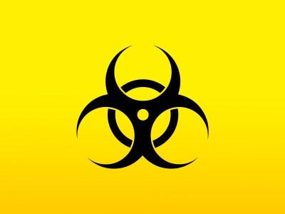 Radiation Symbol Wallpaper - ClipArt Best