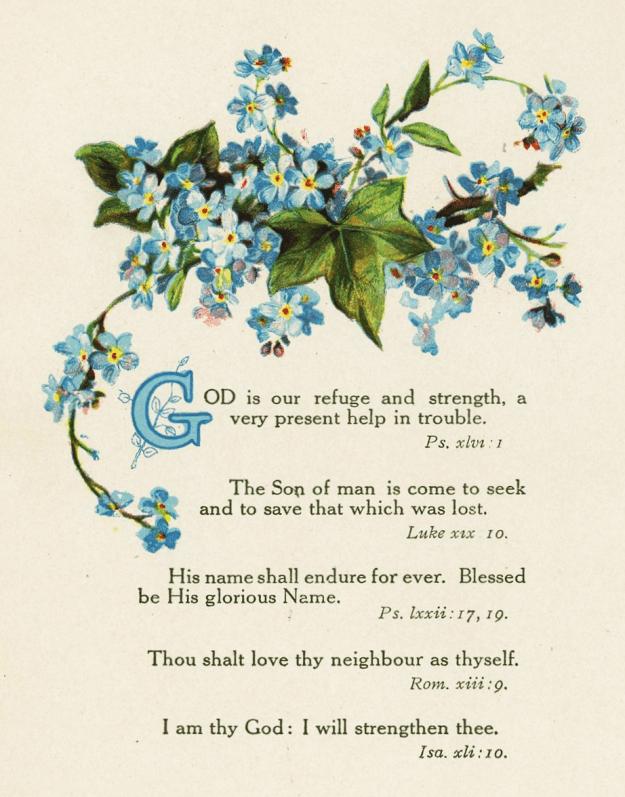 Bible Verses Clipart