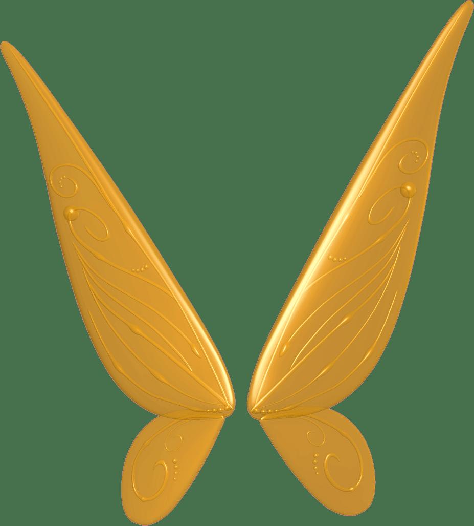 how to wear fairy wings