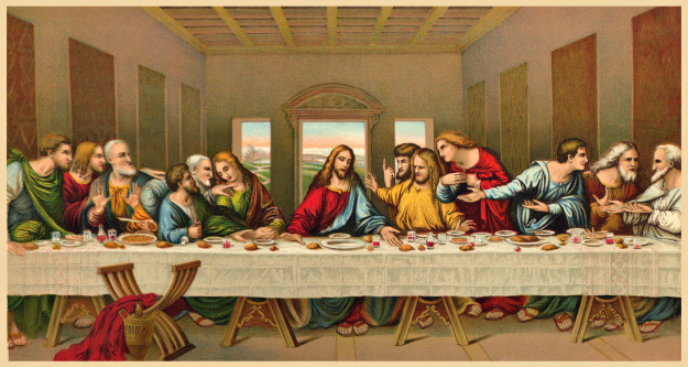 The Last Supper Image
