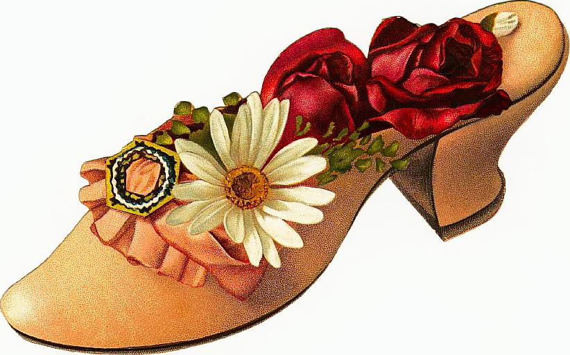 free victorian shoe clipart rh clipartplace com free printable victorian clipart free victorian clip art images