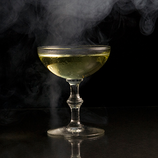 Smoked Cocktail: Fired Up