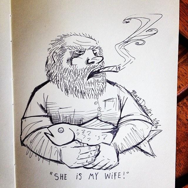 fish-wife