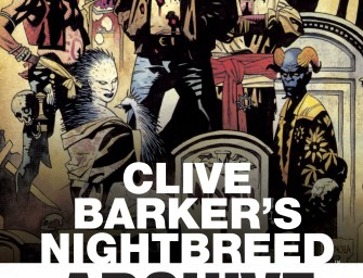Nightbreed Archive Volume One Free Preview!