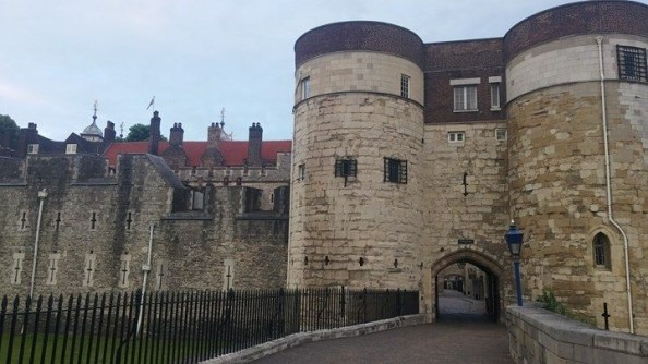 Main Gate of the Tower of London