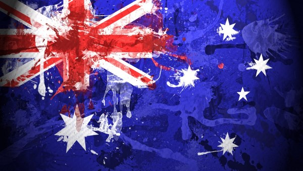 Australian Flag representing clockworkTalent's assisting of moving a Digital professional to Sydney.