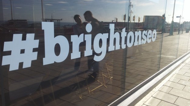 #brightonSEO at the Brighton Centre