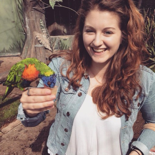 emma-and-parrot