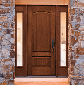 rustic collection front entry doors