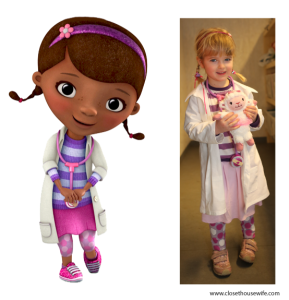 McStuffins vs Silja (borrowed from Disney)