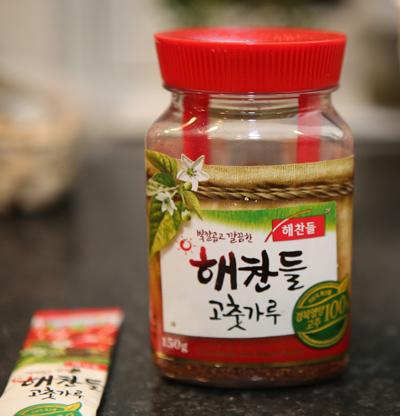 Korean Chilli powder