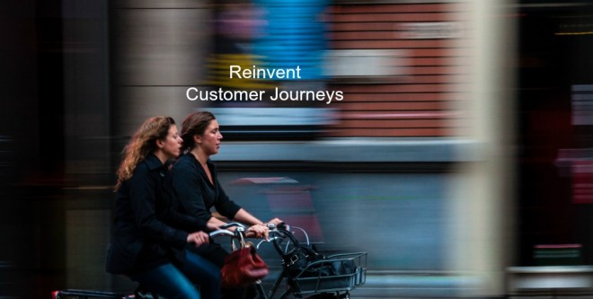 reinvent customer journeys - cloudanalysts.com