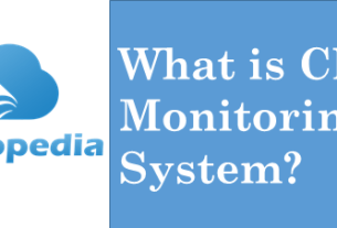 Definition Cloud Monitoring System