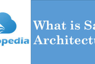 Definition SaaS Architecture